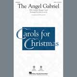Download or print The Angel Gabriel Sheet Music Notes by John Leavitt for SSA Choir