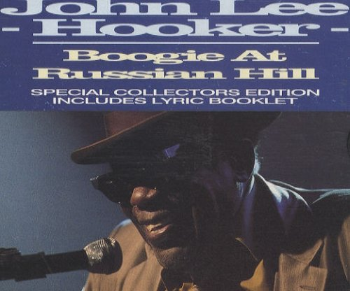 John Lee Hooker Boogie At Russian Hill profile picture
