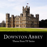 Download or print Downton Abbey (Theme) Sheet Music Notes by John Lunn for Piano