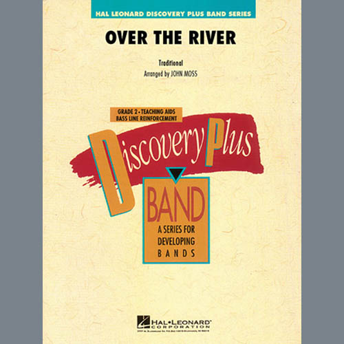 John Moss Over the River - Eb Alto Clarinet profile picture