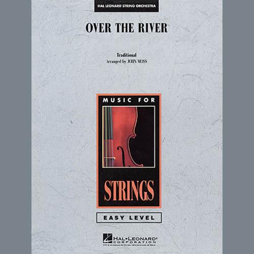 John Moss Over the River - Full Score profile picture