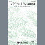 Download or print A New Hosanna Sheet Music Notes by John Purifoy for Handbells