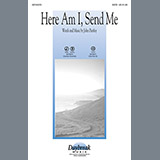 Download or print Here Am I, Send Me Sheet Music Notes by John Purifoy for Piano