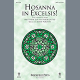 Download John Purifoy Hosanna In Excelsis! Sheet Music arranged for SATB - printable PDF music score including 8 page(s)