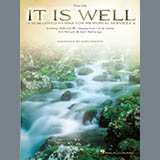 Download or print It Is Well With My Soul Sheet Music Notes by John Purifoy for Piano