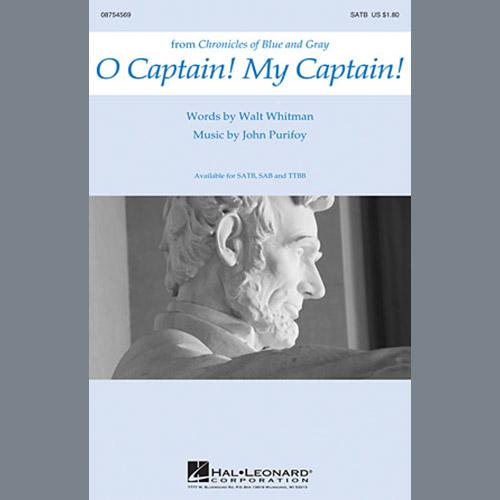 John Purifoy O Captain! My Captain! profile picture