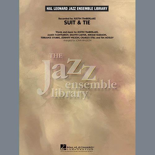 John Wasson Suit & Tie - Trumpet 2 pictures