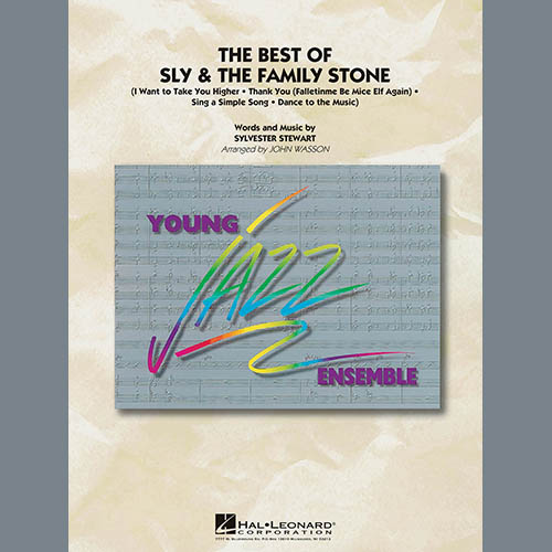John Wasson The Best of Sly & The Family Stone - Trumpet 1 pictures