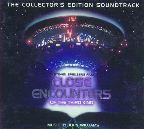 John Williams Excerpts (from Close Encounters Of The Third Kind) pictures