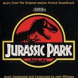 Download or print Theme from Jurassic Park Sheet Music Notes by John Williams for Piano