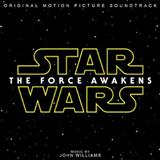 Download or print Main Title And The Attack On The Jakku Village Sheet Music Notes by John Williams for Piano