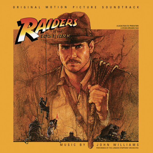 John Williams Raiders March (from Raiders Of The Lost Ark) pictures