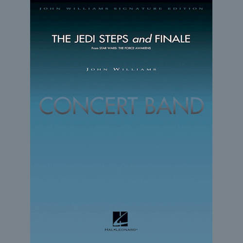 John Williams The Jedi Steps and Finale (from Star Wars: The Force Awakens) - Bb Trumpet 3 (sub. C Tpt. 3) profile picture