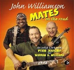 John Williamson Boomerang Cafe profile picture