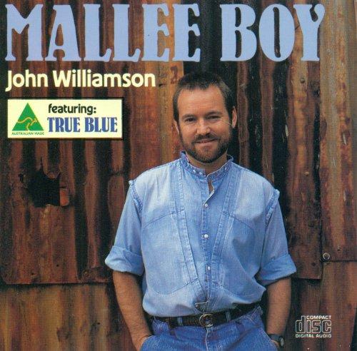 John Williamson Cootamundra Wattle profile picture