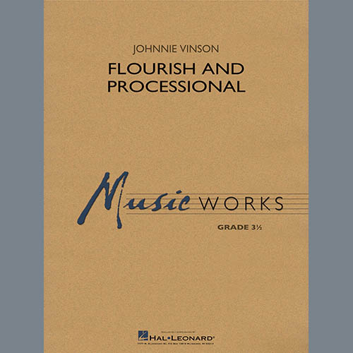 Johnnie Vinson Flourish and Processional - String Bass profile picture