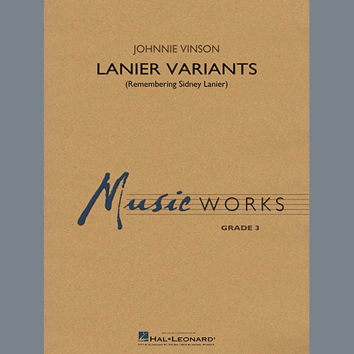 Johnnie Vinson Lanier Variants - Euphonium in Treble Clef profile picture