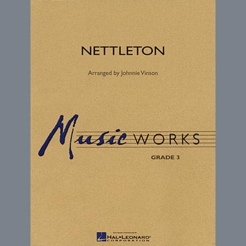 Johnnie Vinson Nettleton - Bb Clarinet 3 profile picture