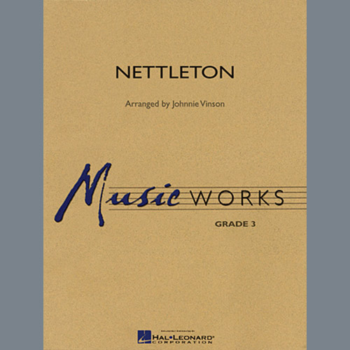 Johnnie Vinson Nettleton - Trombone 2 profile picture