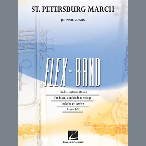 Johnnie Vinson St. Petersburg March - Pt.3 - Bb Clarinet profile picture