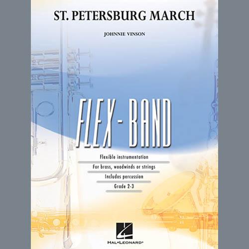 Johnnie Vinson St. Petersburg March - Pt.3 - Eb Alto Sax/Alto Clar. profile picture