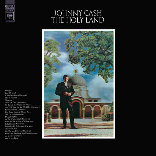 Johnny Cash Daddy Sang Bass profile picture