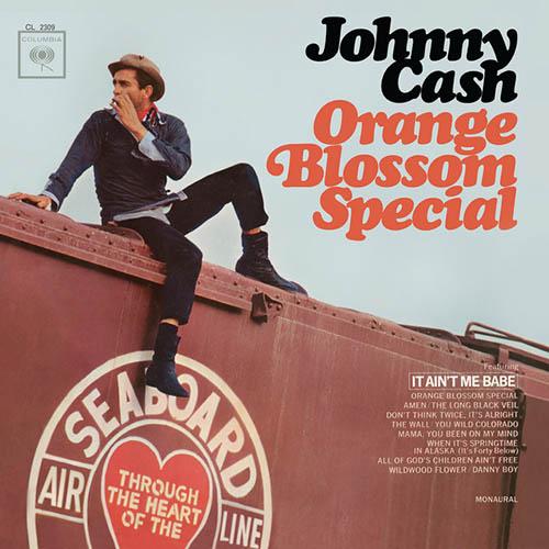 Johnny Cash Orange Blossom Special pictures