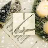 Download or print A Holly Jolly Christmas Sheet Music Notes by Johnny Marks for Trumpet Duet