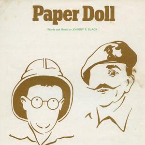 Johnny S. Black Paper Doll profile picture