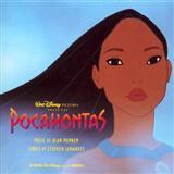 Download or print If I Never Knew You (Love Theme from POCAHONTAS) Sheet Music Notes by Jon Seceda for Piano