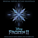 Download Jonathan Groff Lost In The Woods (from Disney's Frozen 2) Sheet Music arranged for Very Easy Piano - printable PDF music score including 8 page(s)