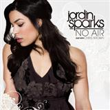 Download or print No Air Sheet Music Notes by Jordin Sparks with Chris Brown for Easy Piano