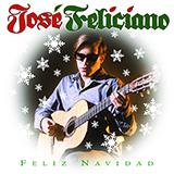 Download or print Feliz Navidad Sheet Music Notes by Jose Feliciano for Piano