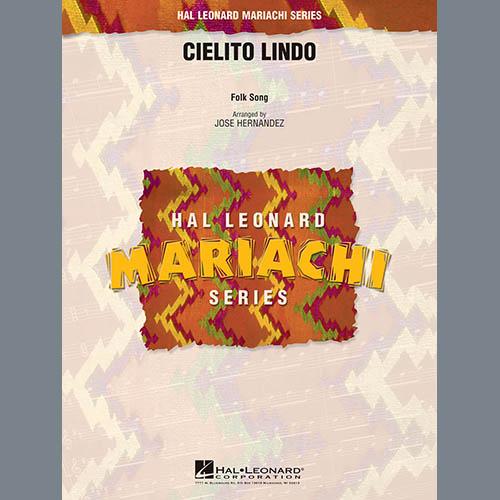Jose Hernandez Cielito Lindo - Violin 1 pictures