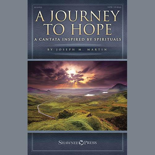 Joseph M. Martin A Journey To Hope (A Cantata Inspired By Spirituals) - Score profile picture