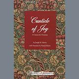Download or print Canticle Of Joy - Bass Trombone/Tuba Sheet Music Notes by Joseph M. Martin for Choir Instrumental Pak