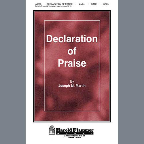 Joseph M. Martin Declaration Of Praise profile picture