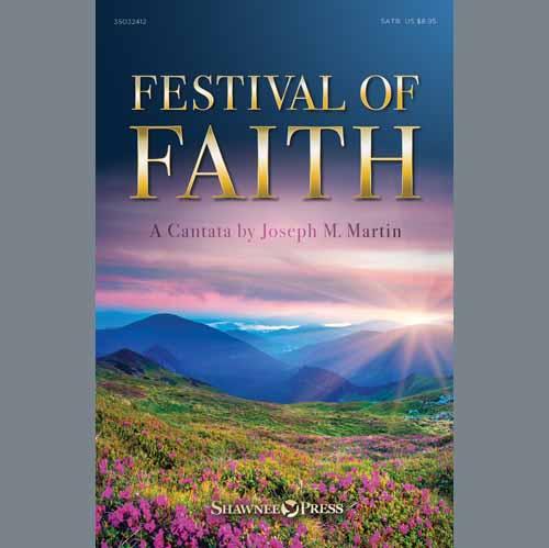 Joseph M. Martin Festival of Faith - Bb Clarinet 1 profile picture