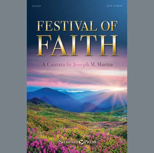 Joseph M. Martin Festival of Faith - Bb Trumpet 1,2 profile picture