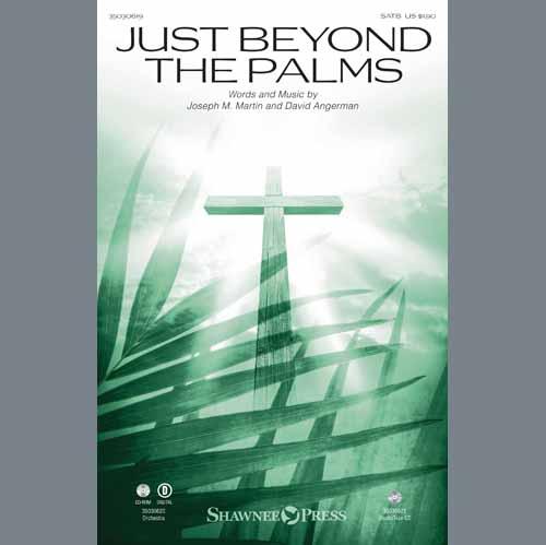 Joseph M. Martin Just Beyond the Palms - Violin 2 profile picture