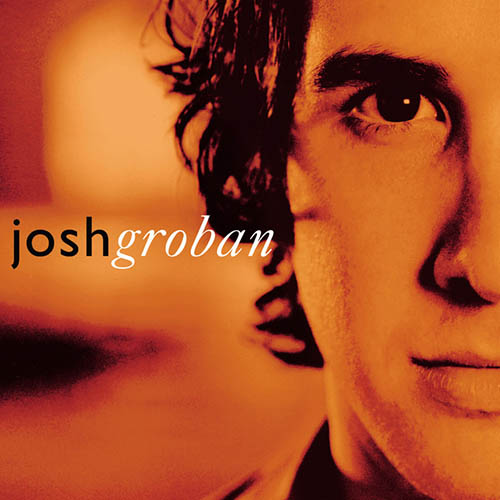 Josh Groban She's Out Of My Life profile picture