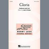 Download Jude Roldan Gloria Sheet Music arranged for 3-Part Treble - printable PDF music score including 8 page(s)