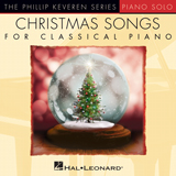 Download or print The Christmas Waltz Sheet Music Notes by Phillip Keveren for Piano