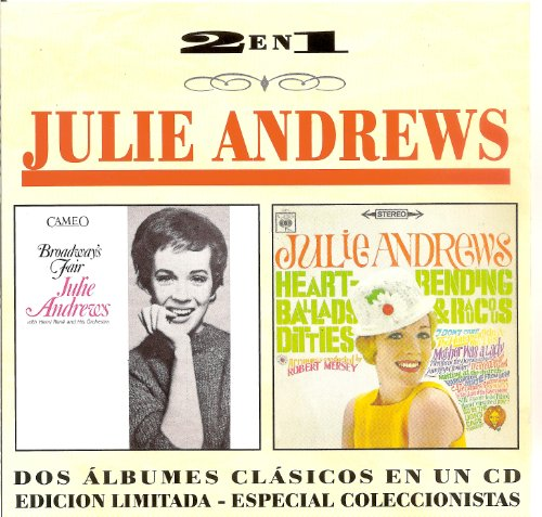 Julie Andrews How Are Things In Glocca Morra profile picture