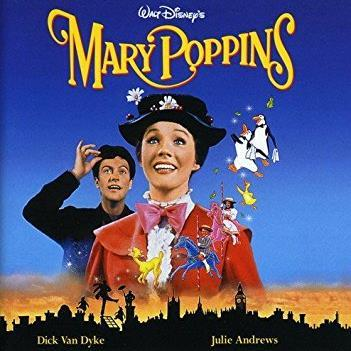 Julie Andrews Supercalifragilisticexpialidocious (from Mary Poppins) profile picture