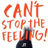 Download Justin Timberlake Can't Stop The Feeling! Sheet Music arranged for Vibraphone Solo - printable PDF music score including 2 page(s)