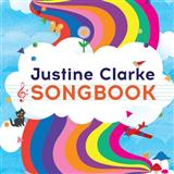 Download Justine Clarke Creatures of the Rain and Sun Sheet Music arranged for Easy Piano & Guitar Tab - printable PDF music score including 3 page(s)