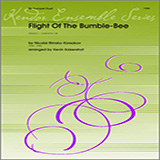 Download Kaisershot Flight Of The Bumble-Bee Sheet Music arranged for Brass Ensemble - printable PDF music score including 4 page(s)