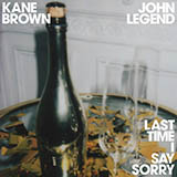 Download or print Last Time I Say Sorry Sheet Music Notes by Kane Brown & John Legend for Piano, Vocal & Guitar (Right-Hand Melody)
