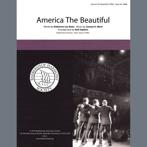 Katharine Lee Bates America, the Beautiful (arr. Rob Hopkins) profile picture